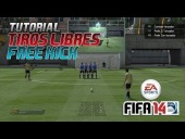 Video FIFA 14 - FIFA 14 | Free Kick Tutorial - Knuckle Ball - Tutorial tiros libres