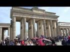 Video: Pablo Iglesias exige desde Berlín la tarjeta sanitaria para los exiliados