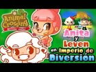 Video: HOY JUGAMOS CON @Levengames | ANIMAL CROSSING NEW LEAF WELCOME AMIIBO
