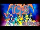 Video: [ TOP5 #2 ] POKEMON WALLBREAKER!!