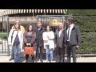 Video: Presentación en el TC de un recurso de inconstitucionalidad sobre las cláusulas suelo