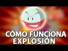 Video: ¿Qué pasa cuando un Pokémon usa Explosión? [Teoría Pokémon]
