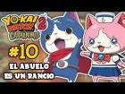 Video: Yo-Kai watch 2 Carnánimas #10 | Hovernyan y la guarida del abuelo