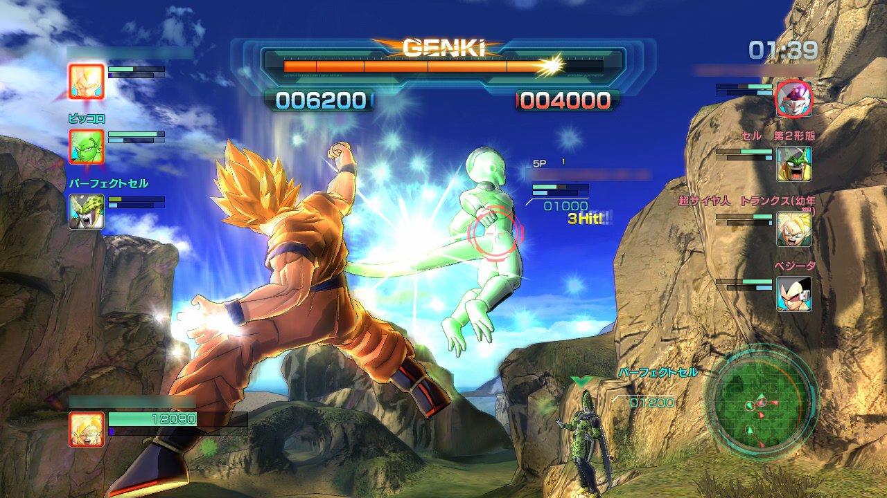 Dragon Ball Z Battle Of Z XBOX 360 ESPAÑOL (Region NTSC-U/PAL) (XGD2) (P2P/COMPLEX) 5