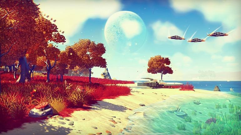 No Man�s Sky confirma actualizaci�n con nuevos contenidos para el juego