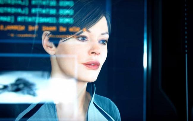 Lilith Swann (Rose McGowan), una de las protagonistas del Exo Zombies de Advanced Warfare.