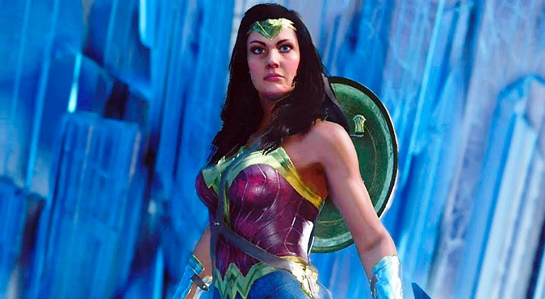 Wonder Woman: Amazona de videojuego