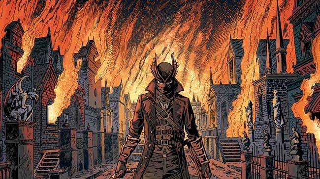 Bloodborne tendrá en 2018 su propia serie de cómics