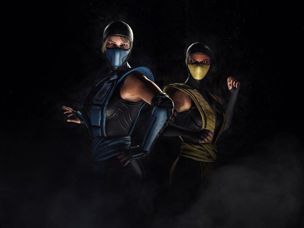 La Reserva De Mortal Kombat Xl Disfrazar 225 De Sub Zero Y
