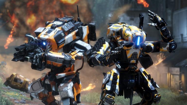 Ya conocemos las mejoras de Titanfall 2 en Xbox One X