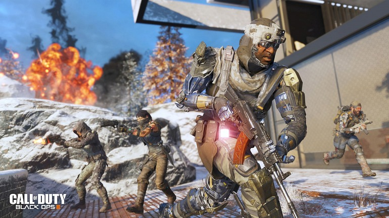 Call of Duty: Black Ops 3.