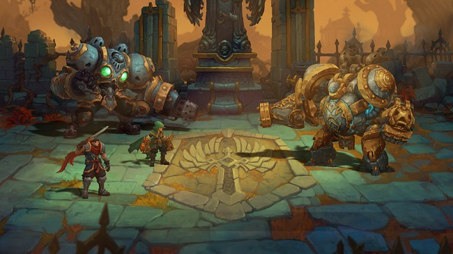 Battle Chasers consigue financiarse en tan solo 72 horas