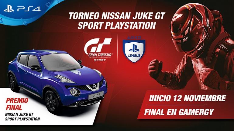 PlayStation España y Nissan lanzan un Nissan Juke de GT Sport
