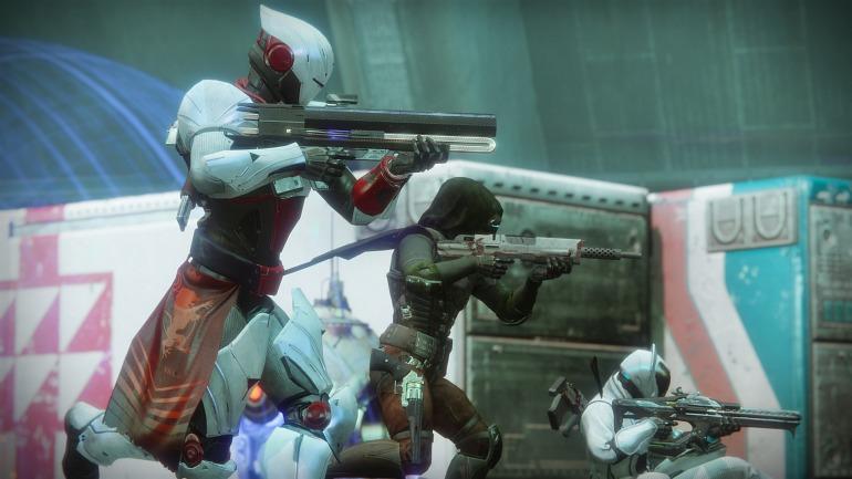 Destiny 2 reúne a 1,2 millones de jugadores simultáneos