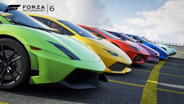 Una empresa de accesorios asegura que trabaja con Forza Motorsport 7