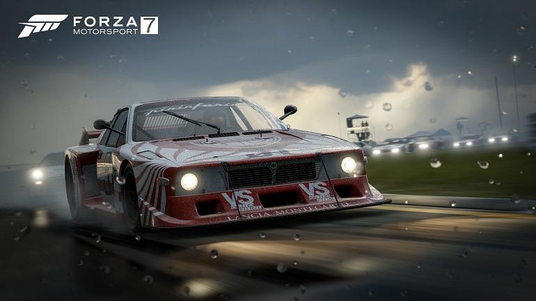 Forza Motorsport 7: El nuevo parche se vuelca en la versión PC
