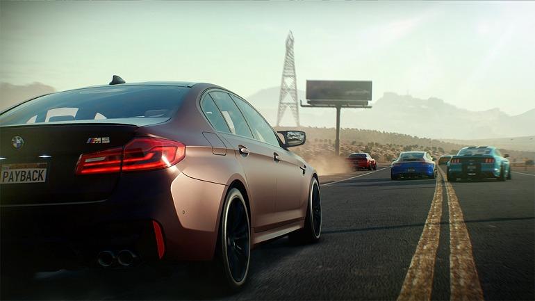 Need for Speed: Payback ofrece nuevos detalles sobre su banda sonora