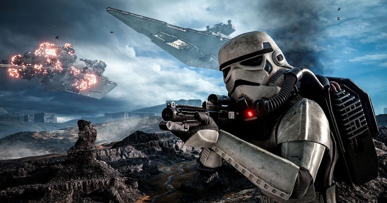 Star Wars: Battlefront.