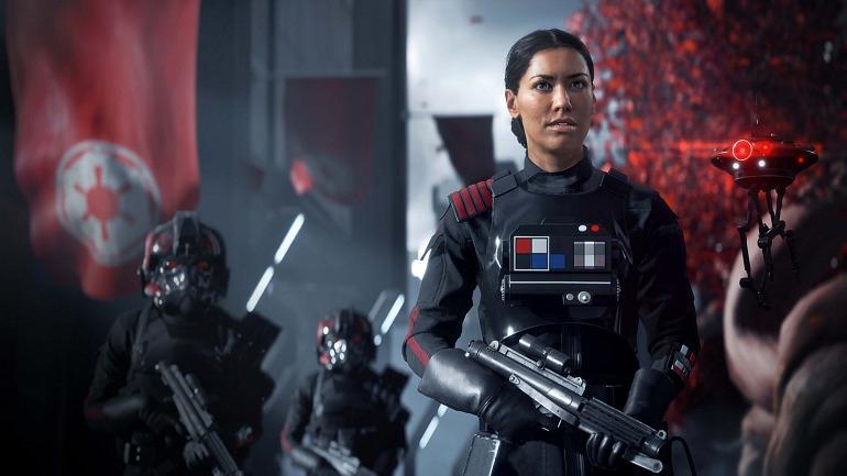 Lucasfilm muestra su satisfacción con la historia de Star Wars Battlefront 2
