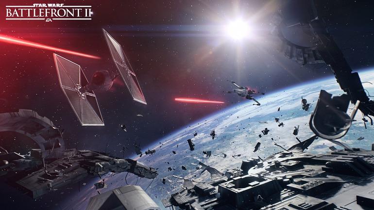 Star Wars Battlefront 2 mejorará notablemente el manejo de naves