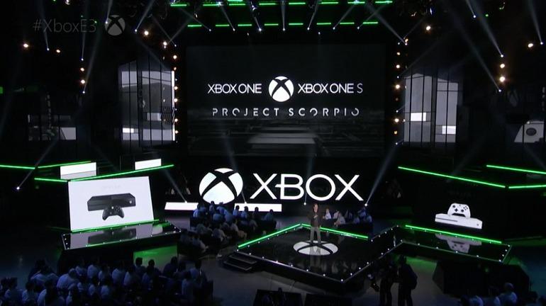 Project Scorpio es la nueva consola de Microsoft. Disponible en 2017