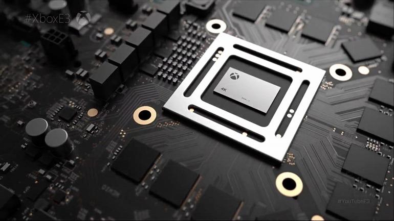 Microsoft considera que el anuncio de Project Scorpio no opacó a Xbox One S