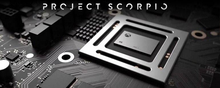 En GameStop no descartan que Project Scorpio apueste por la realidad virtual