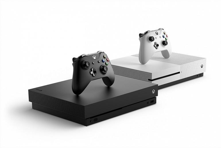 Xbox One X pudo ser más pequeña, pero también más ruidosa