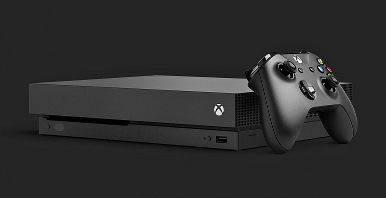 Xbox One X vende en Reino Unido 80.000 consolas en su estreno