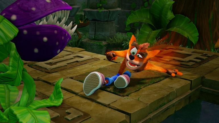 Top UK: Crash Bandicoot sigue batiendo récords en el Reino Unido
