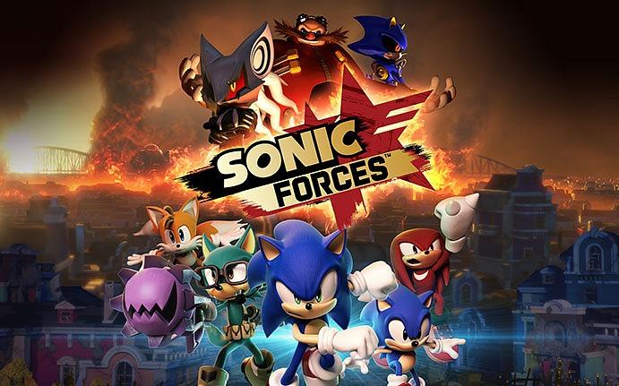Sonic Forces contará con DLC inspirados en clásicos de Sega