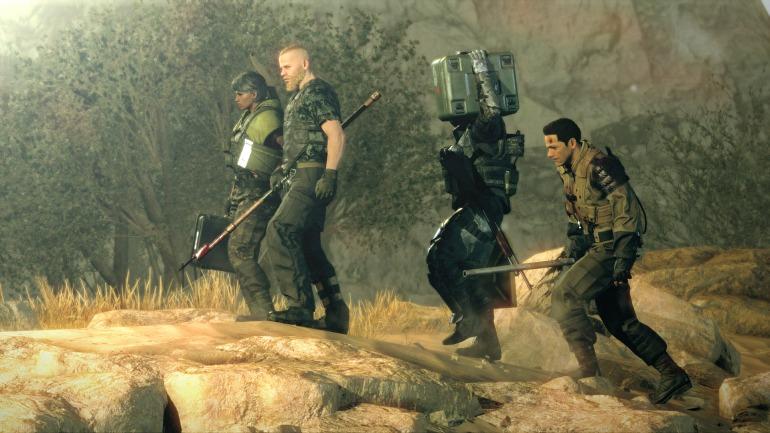Metal Gear Survive requerirá de conexión permanente a Internet