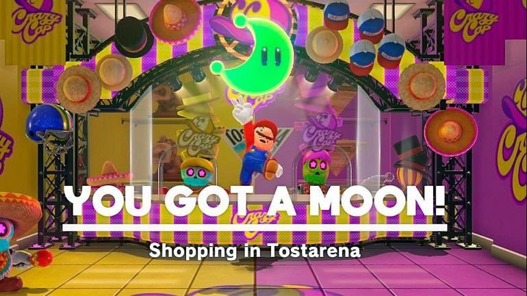 Super Mario Odyssey: Cómo conseguir las lunas más difíciles en cada reino