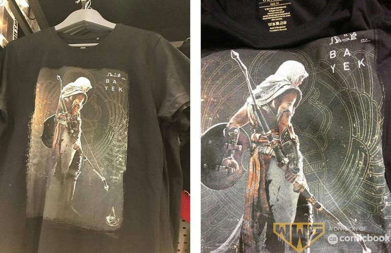 Se filtra la apariencia del protagonista de Assassin's Creed Origins
