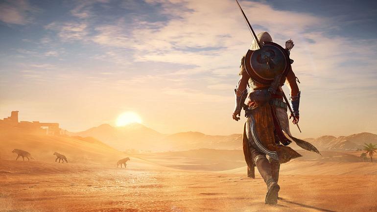 Assassin's Creed: Origins rinde a 4K dinámico en Xbox One X