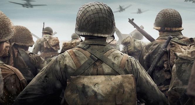 Top Japón: Call of Duty WW2 supera a Super Mario Odyssey