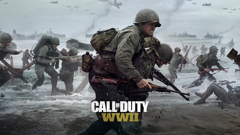 Top UK: Call of Duty WW2 suma su quinto liderato consecutivo
