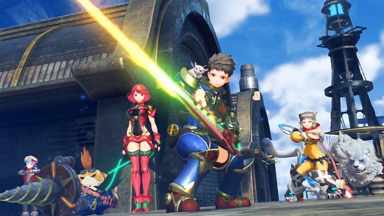 Top Japón: Xenoblade Chronicles 2 debuta con casi 100.000 juegos vendidos