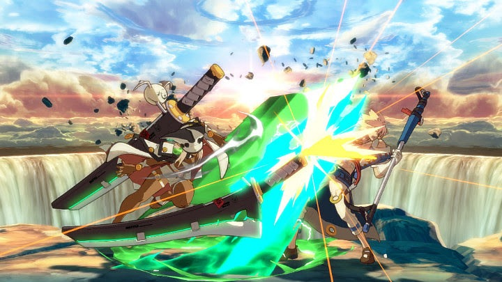 Guilty Gear Xrd: REV 2 llegará a PS4 y PS3 la próxima primavera