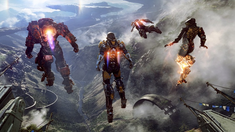BioWare confirma una beta para su espectacular Anthem
