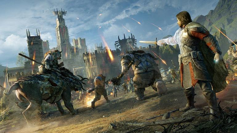 Sombras de Guerra es el juego más vendido en octubre en EEUU