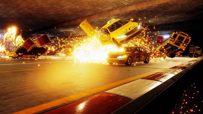 La loca acción de Danger Zone llega a Xbox One en otoño