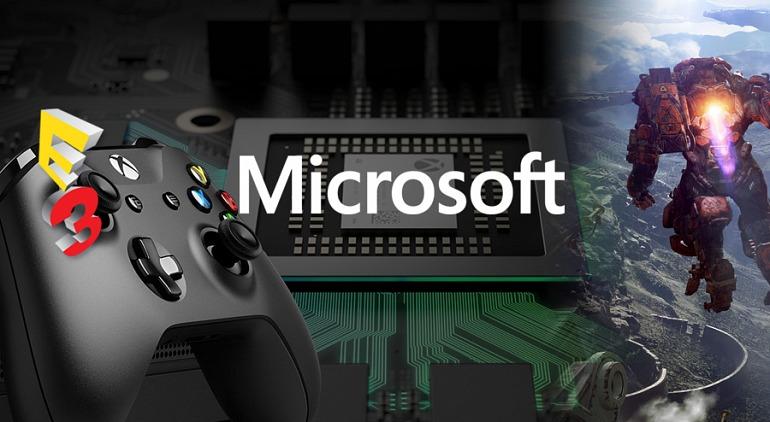 Xbox One X es la gran estrella de la conferencia de Microsoft
