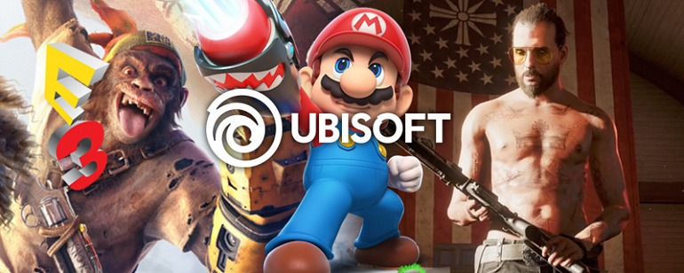Beyond Good & Evil 2, Far Cry 5, AC, Mario+Rabbids: Ubisoft a tope en el E3