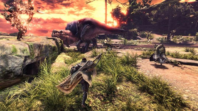 Los DLC de Monster Hunter World serán gratuitos