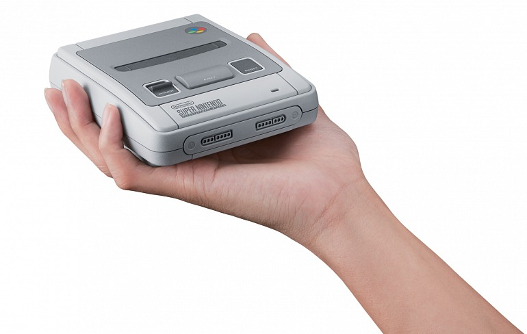 Nintendo Classic Mini: Super Famicon - 29 de Septiembre Nintendo_classic_mini_snes-3768818
