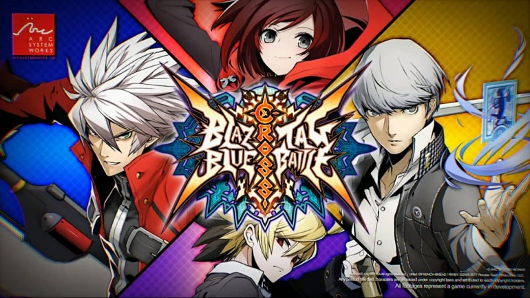 BlazBlue: Cross Tag Battle presenta nuevo luchador el 15 de septiembre