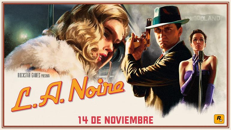 Rockstar remasteriza el clásico L.A. Noire para PS4, XOne y Nintendo Switch