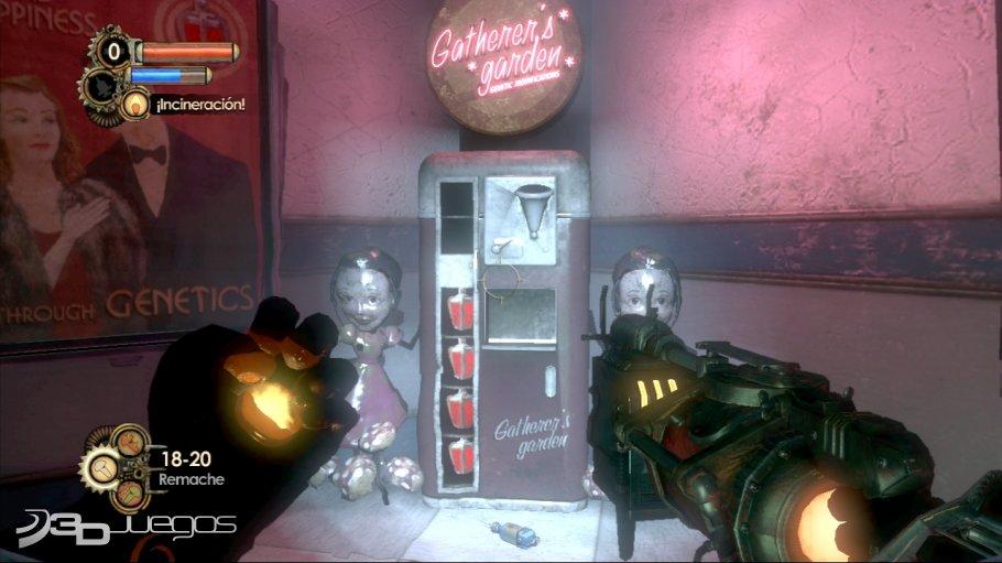Imagenes Bioshock 2 XBOX 360