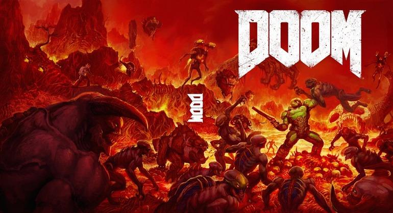 ¡DOOM y Wolfenstein 2 confirman su lanzamiento en Nintendo Switch!